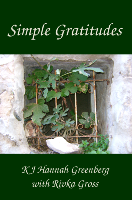 Simple Gratitudes, by K.J. Hannah Greenberg