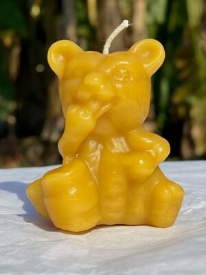 Bear Eating Honey