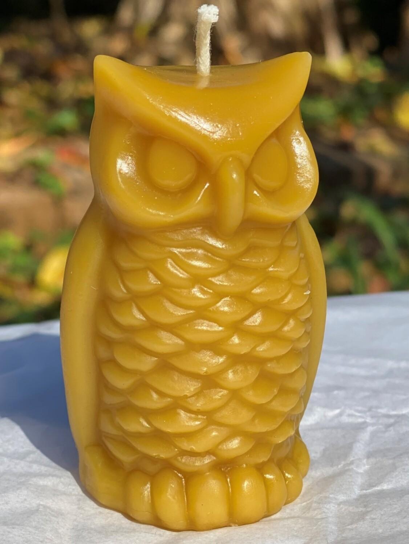 Owl Pillar