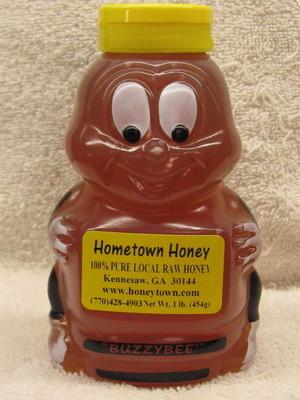 16oz Honey Bee Plastic