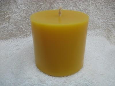 Flat Top Votive Candle