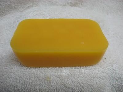 1/4 lbs. Block Bees Wax Bar