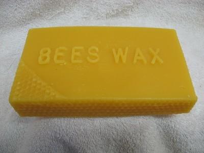 1 lbs. Block Bees Wax