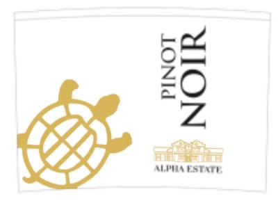 Alpha Estate Pinot Noir 2010