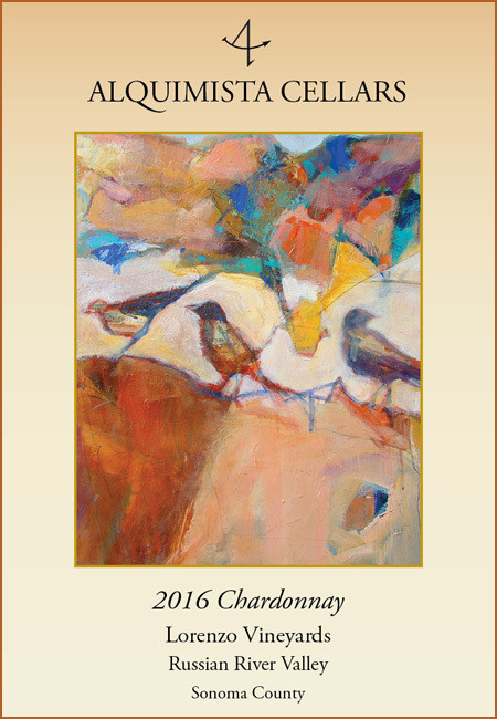 Alquimista Chardonnay Lorenzo Vineyard 2016