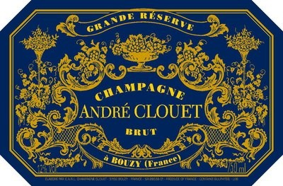 Andre Clouet Grande Reserve Brut