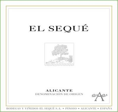 Artadi El Seque 2009