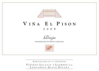 Artadi Vina El Pison 2009