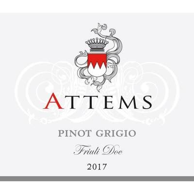 Attems Pinot Grigio 2017