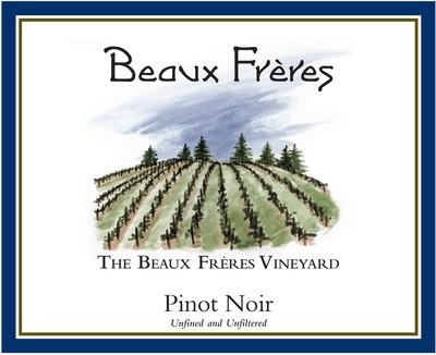 Beaux Freres Pinot Noir Beaux Freres Vineyard 1997