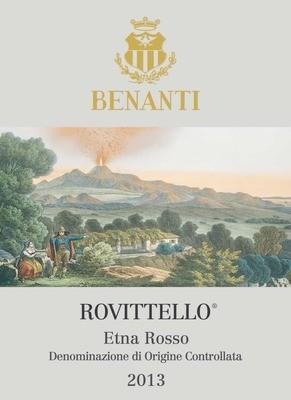 Benanti Rovittello Etna Rosso 2013