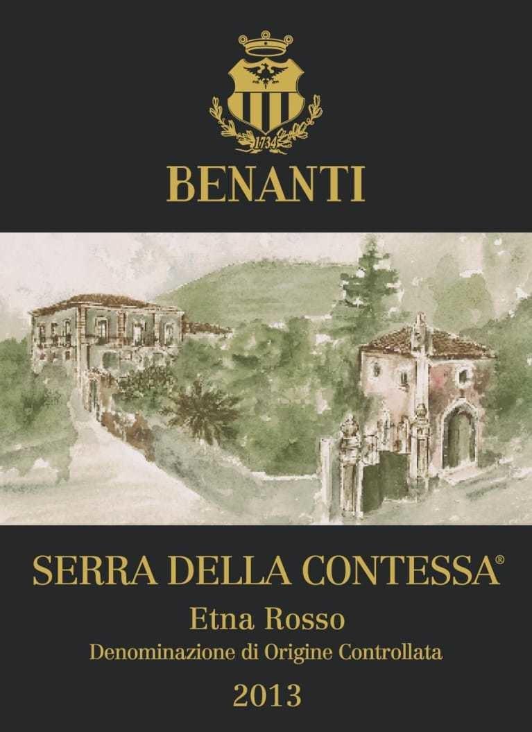 Benanti Serra della Contessa 2013