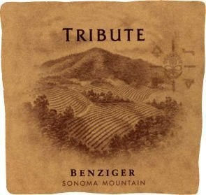 Benziger Tribute Estate Red 1994