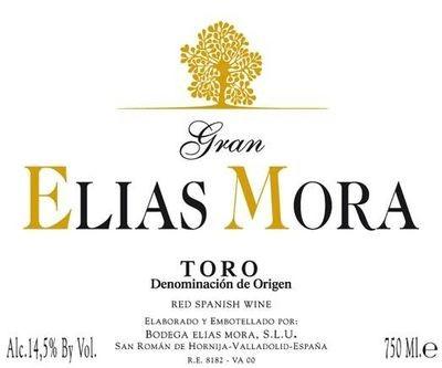 Bodegas Elias Mora Gran Elias Mora 2003