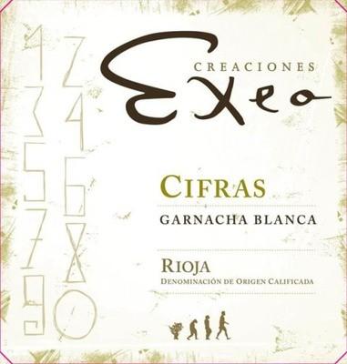 Bodegas Exeo Cifras Blanca 2011