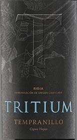 Bodegas Tritium Tempranillo 2014