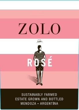 Bodega Tapiz Zolo Rose 2018
