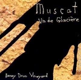 Bonny Doon Muscat Vin de Glaciere (375ml)