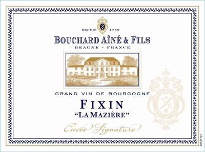 Bouchard Fixin La Maziere 2016