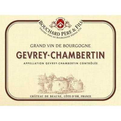 Bouchard Pere & Fils Gevrey Chambertin 2013