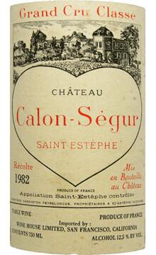 Calon Segur 1982