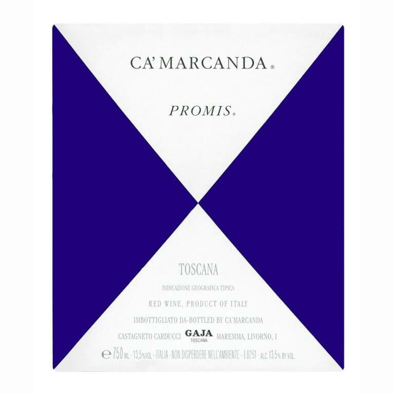 Ca'Marcanda Promis 2010