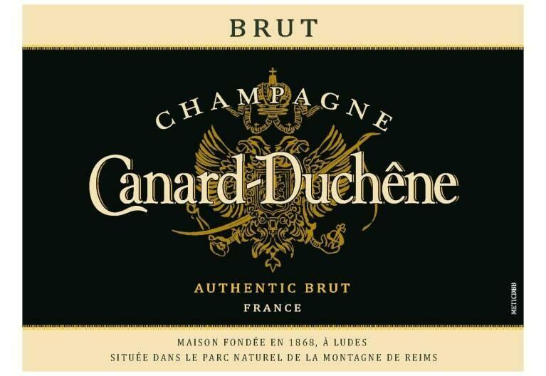 Canard Duchene Brut Authentique
