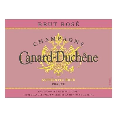 Canard Duchene Brut Authentique Rose