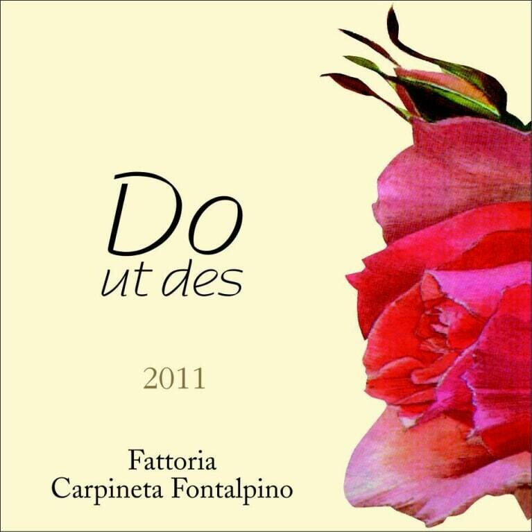 Carpineta Fontalpino Do Ut Des Sangiovese 2011