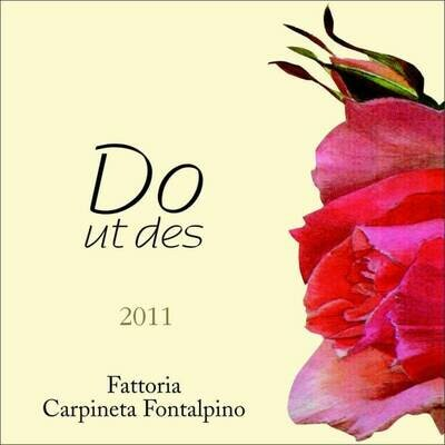 Carpineta Fontalpino Do Ut Des Sangiovese 2011