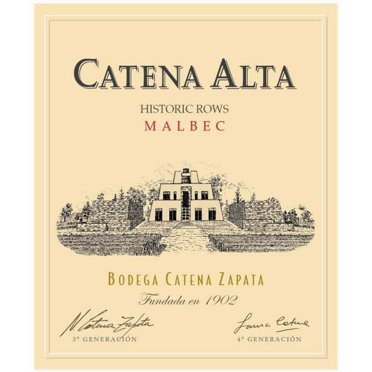 Catena Alta Malbec 2014