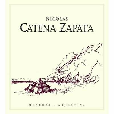 Catena Zapata Nicolas 2013 [96pts WA]