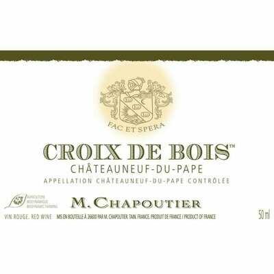 Chapoutier Chateauneuf du Pape Croix de Bois 1999