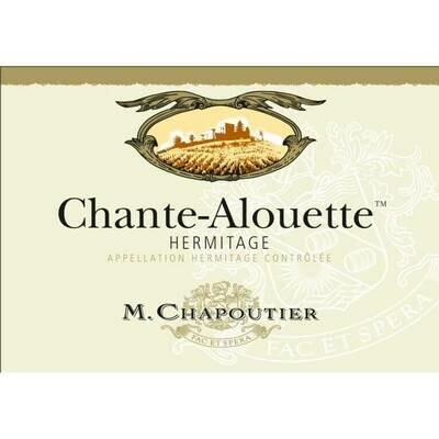 Chapoutier Hermitage Blanc Chante Alouette 1995