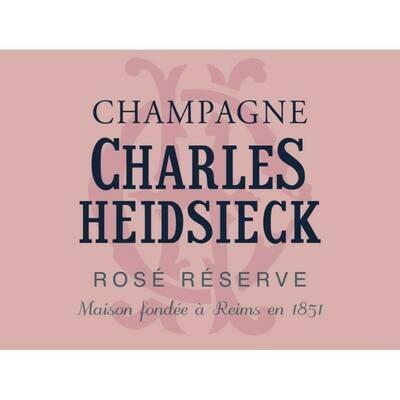 Charles Heidsieck Brut Rose