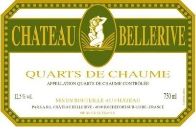 Chateau Bellerive Quarts de Chaume Clos de Chaume 1996
