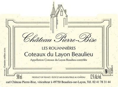 Chateau Pierre Bise Coteaux du Layon Beaulieu 1995 (500ml)