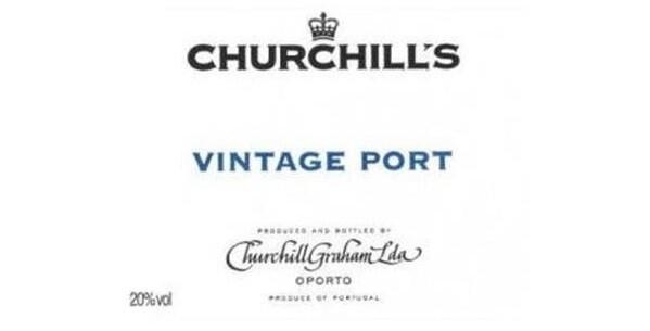 Churchill's Vintage Port 2000 (MAG) [95pts WS]