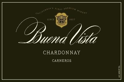Buena Vista Carneros Chardonnay 2016