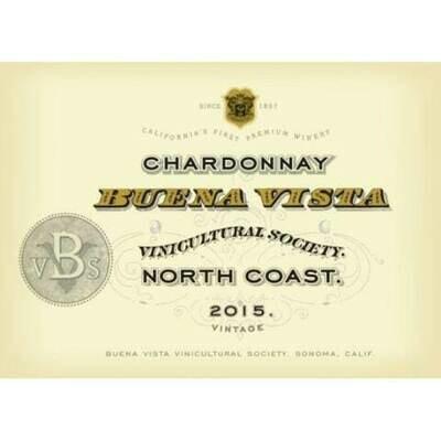Buena Vista North Coast Chardonnay 2015 *SALE*