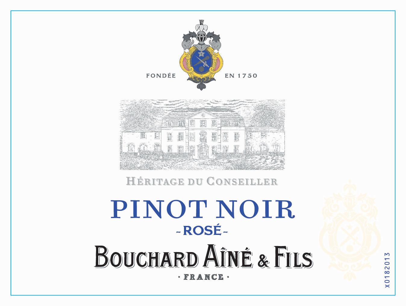 Bouchard Pinot Noir Rose 2018