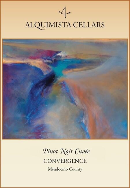 Alquimista Pinot Noir Convergence 2016