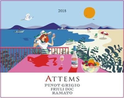 Attems Ramato Pinot Grigio Rose 2018