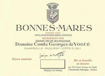 Comte de Vogue Bonnes Mares 1982