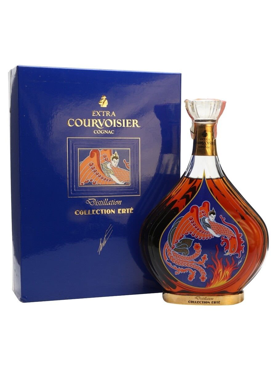 Courvoisier Erte No. 3 Distillation Cognac