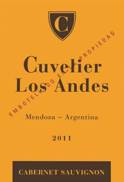 Cuvelier Los Andes Cabernet Sauvignon 2011