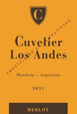 Cuvelier Los Andes Merlot 2011