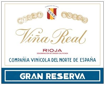 CVNE Vina Real Gran Reserva 2012