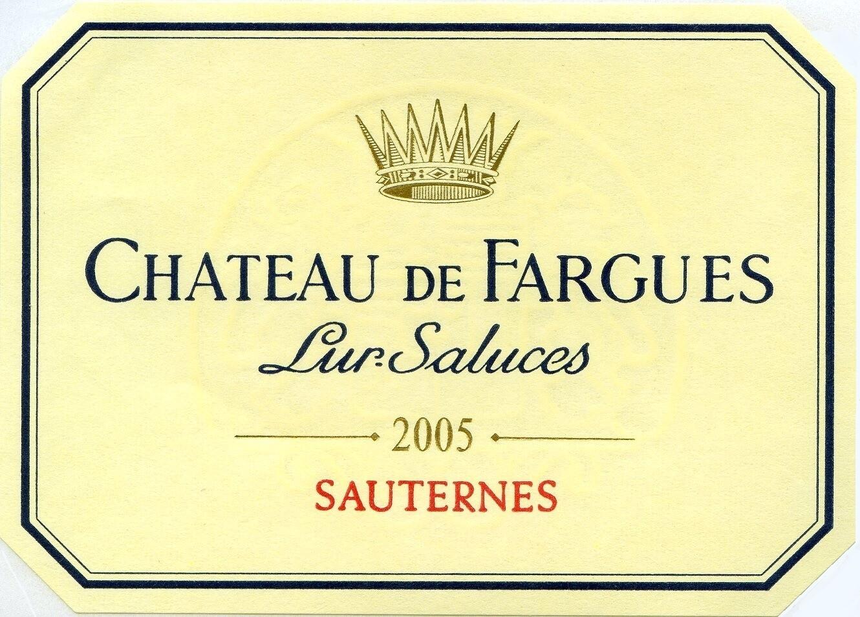 De Fargues 2005 [96pts WS]