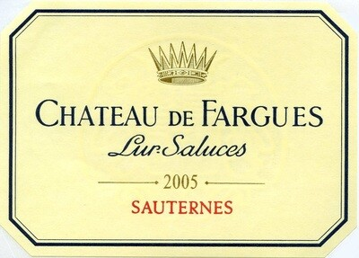 De Fargues 2005 [96pts WS]